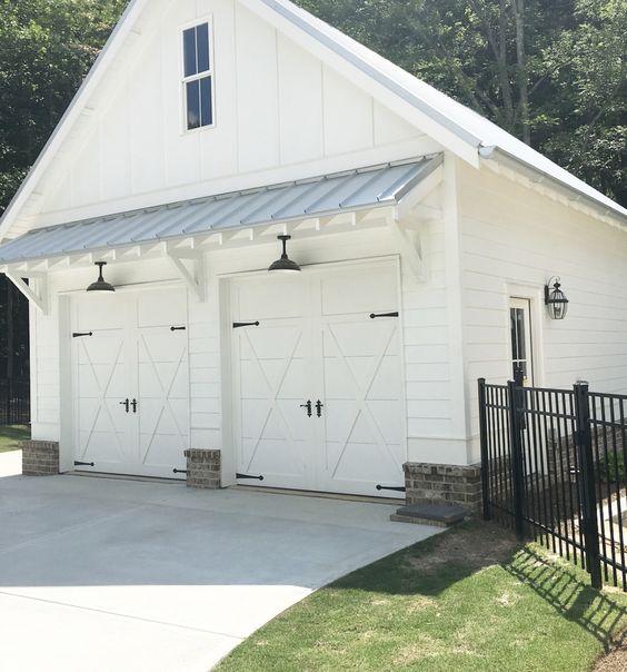 Garage Door project 8