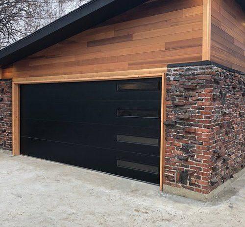 Tilt-up Retractable Garage Door
