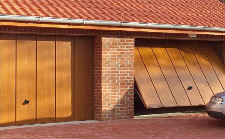 Tilt-up Garage Doors