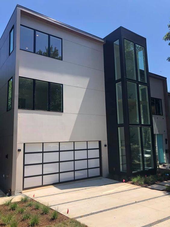 Slide to the Side Garage Doors